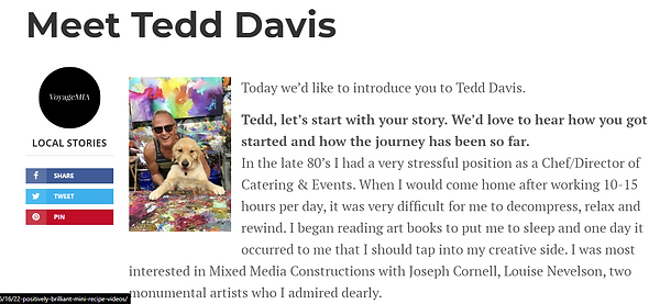 Tedd Davis Voyage Mia magazine.PNG