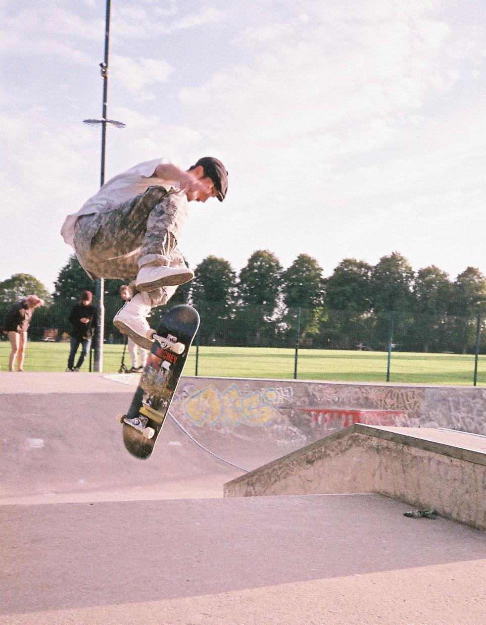 Skateboard Only