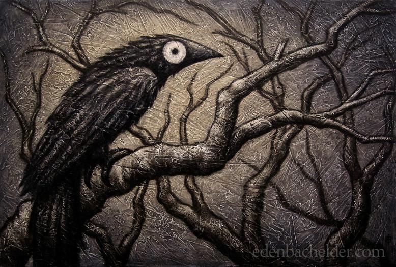 Black Bird XXXIV