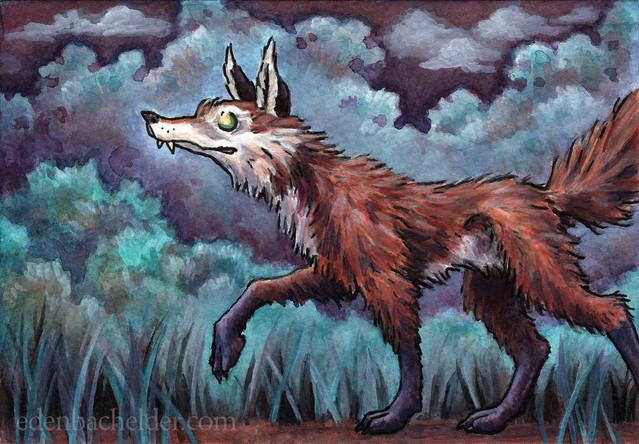 Woodland fiend