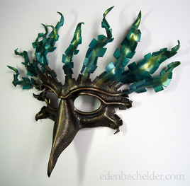Earth elements spring mask