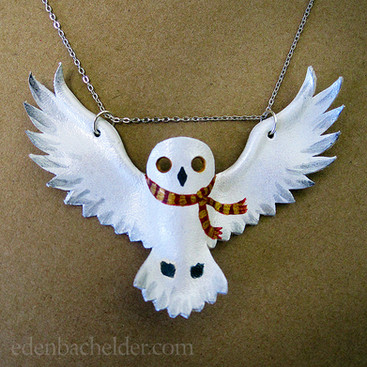Hedwig necklace