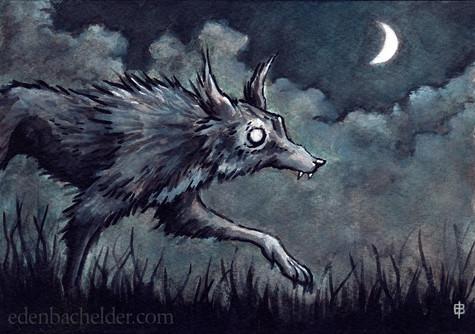Slinking Wolf