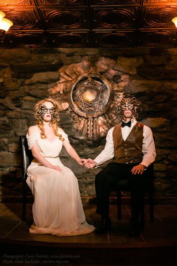 Lovecraft-inspired Wedding
