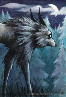 Slinking Wolf II