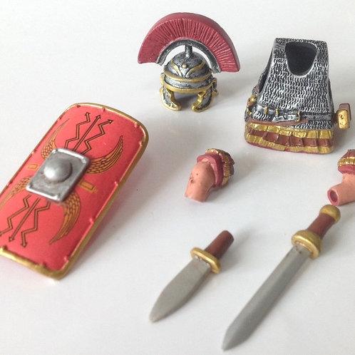 RARE!! CUSTOM ARMOR set Roman Empire commander soldier warrior fighter Greece