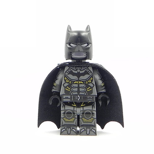 XE Batsuit - Batman Arkham Origins Superhero Custom minifigure LEGO Part Bat DC