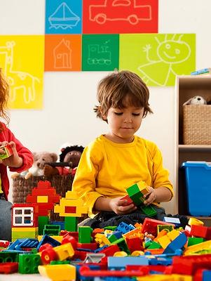 Children Building toy Leo