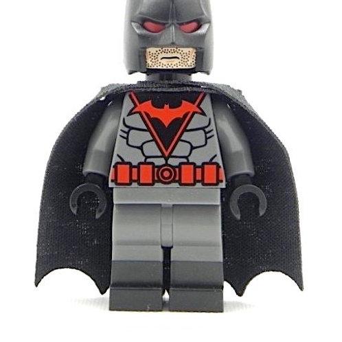 High quality fine Pad Print Batman Earth 2 Lego Custom minifigure -Limited 200