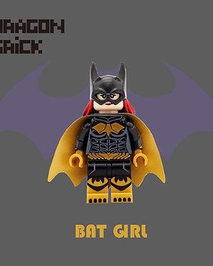 Dragon Brick Batgirl