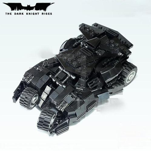 v.3 338 pc Batman Robin Tumbler car hatch door wing cannon toy (7888 8953 76023)