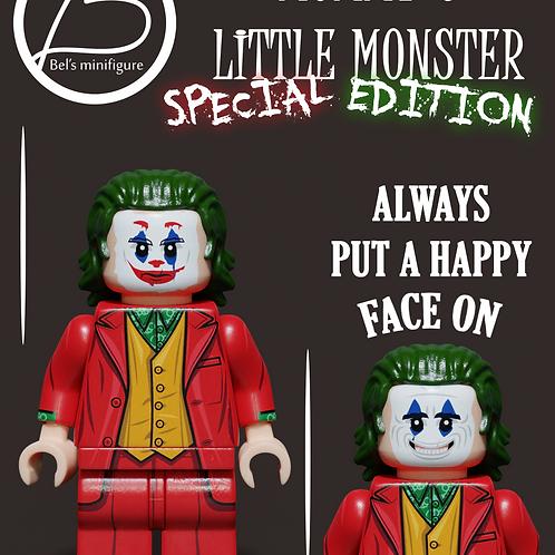 Bels '  Minifigure Mommy's Little Monster