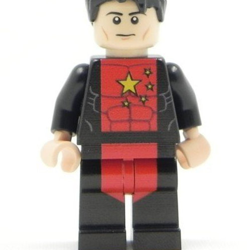Collective Man - Lego Custom minifigure Earth-616 Tao-Yu brothers Mutant