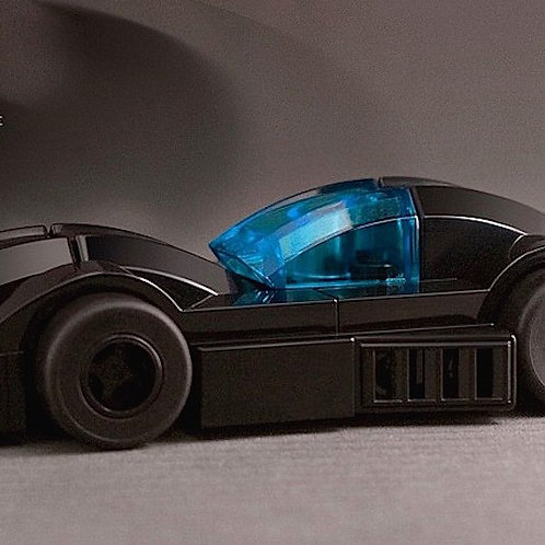 Lego MOC BAT Tumbler BATMOBILE micro fighter Batman car mini set Woman Woman