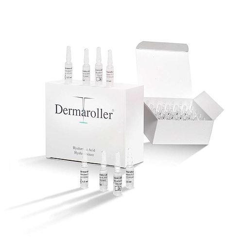 DERMAROLLER Hyaluronsyre Ampul