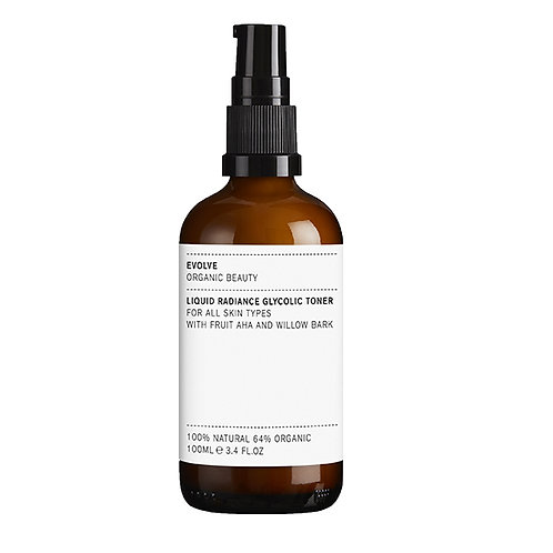 Evolve Beauty Liquid Radiance Glycolic Toner