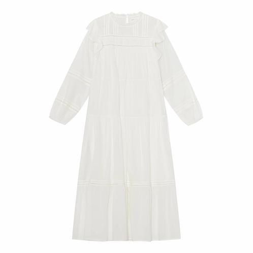 Skall Studio New Jasmine Dress White
