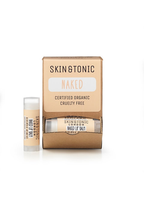 Skin and Tonic Lip Balm Baked