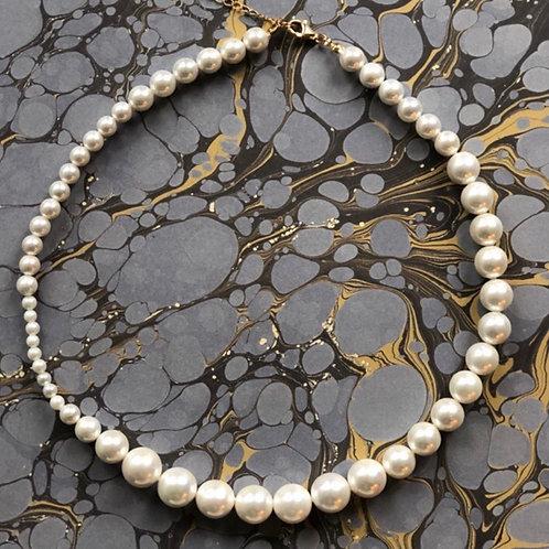 Plissé Copenhagen Pearls