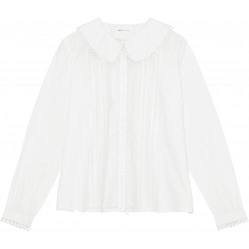 Skall Studio Ida Shirt Optic White