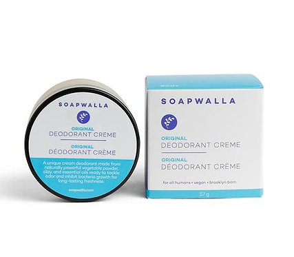 Soapwalla Original Deodorant Creme
