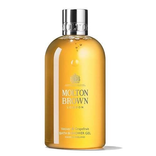 Molton Brown Vetiver and Grapefruit Showergel