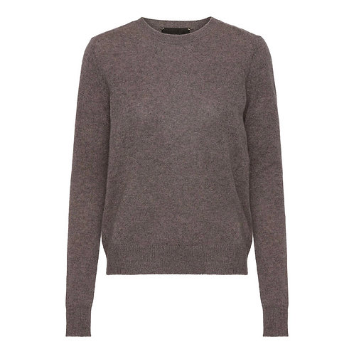 Beta Studio Cashmere O-neck Mole