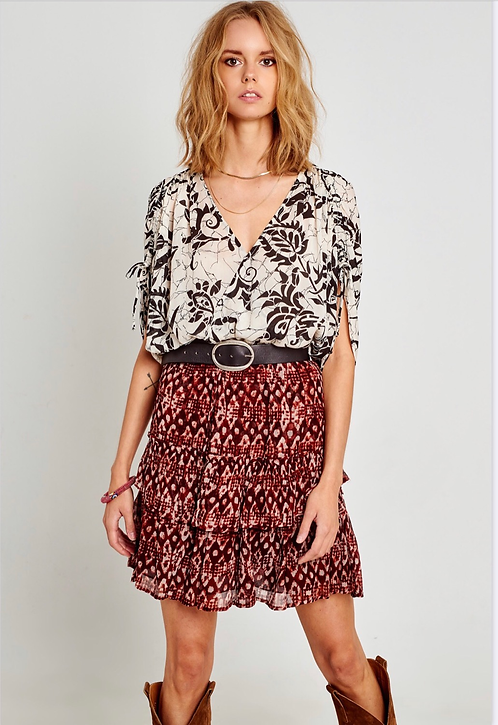 Moliin Brandy Skirt Arabian