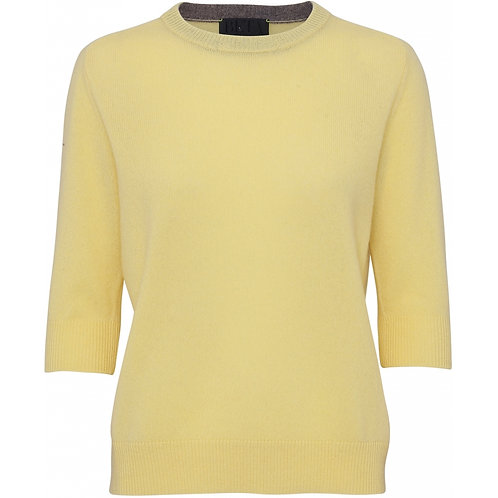 Beta Studio Lemon Ladysleeve Knit