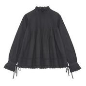 Skall Studio Daisy Blouse Black