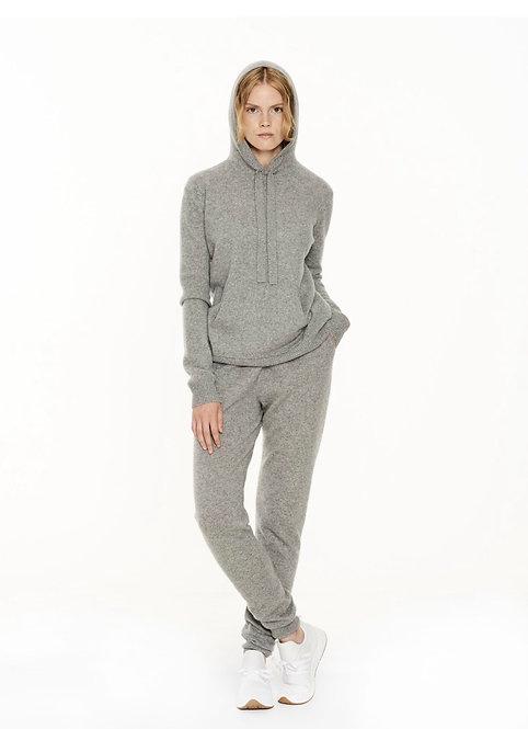 Beta Studio Cashmere Sweat Pant Grey