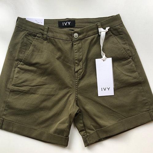 IVY Copenhagen Karmey Chinos Army Shorts
