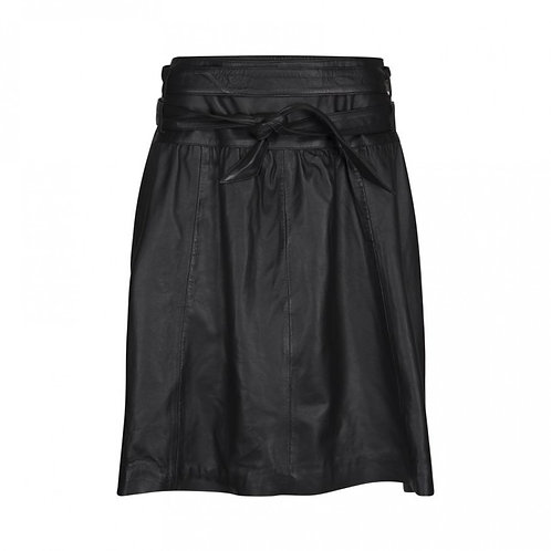 Sofie Schnoor Billie Leather Skirt