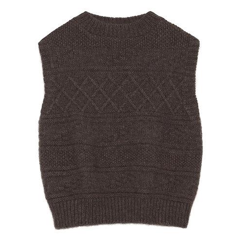 Skall Studio Brown Noah Vest