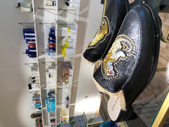 SOFIE SCHNOOR Black Loafer