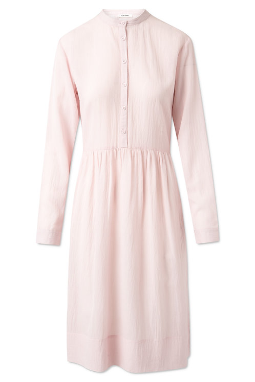 Nué Notes Mila Dress Barely Pink