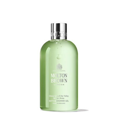 Molton Brown Dewy Lily Star Anise Shower Gel