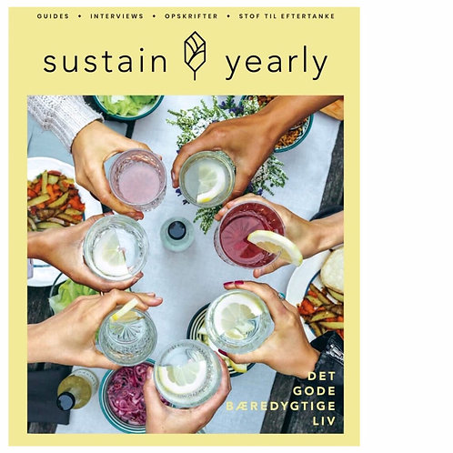 Sustain Yearly Magasin