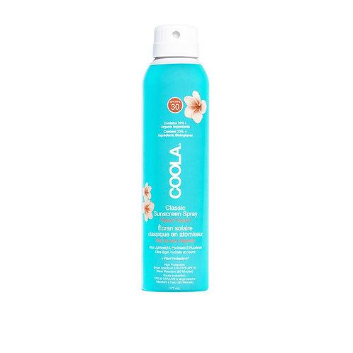 Coola Classic Body Spray Tropical Coconut Spf 30