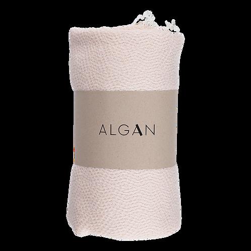 Algan Nane Hamamhåndklæde Pudder