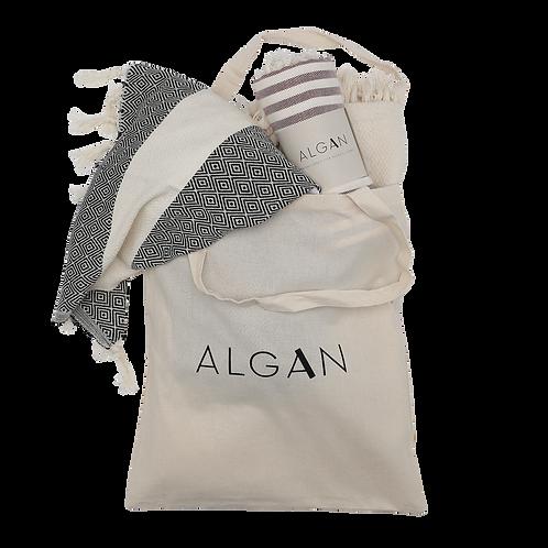 Algan Snørepose