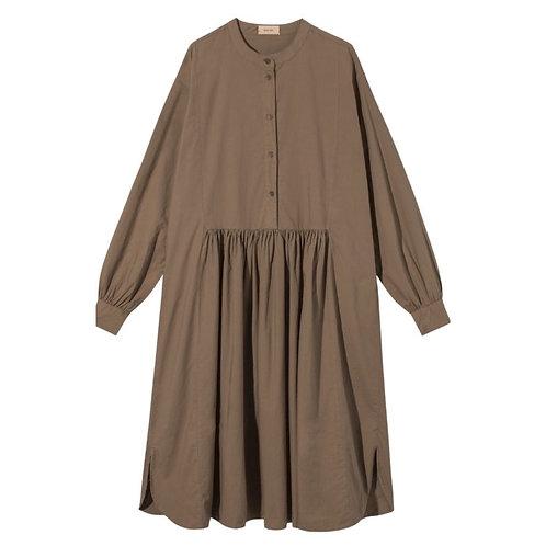 Rue de Tokyo Dori Dress Brown