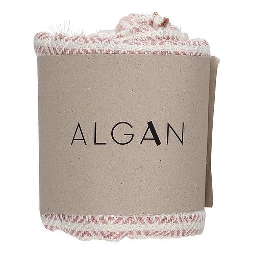 Algan Elmas-iki Gæstehåndklæde Gammelrosa
