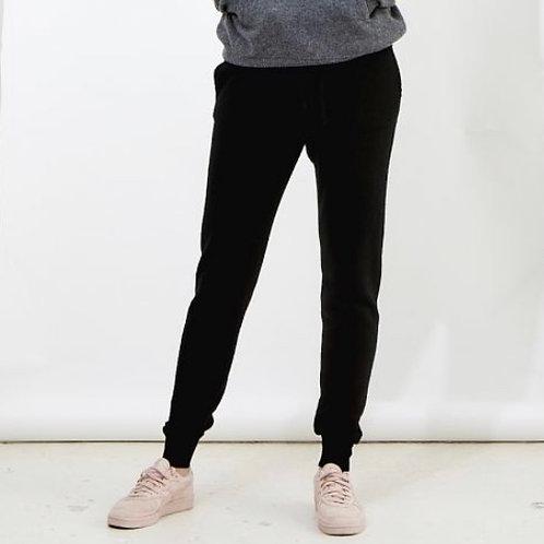 Beta Studio Cashmere Sweat Pant Black