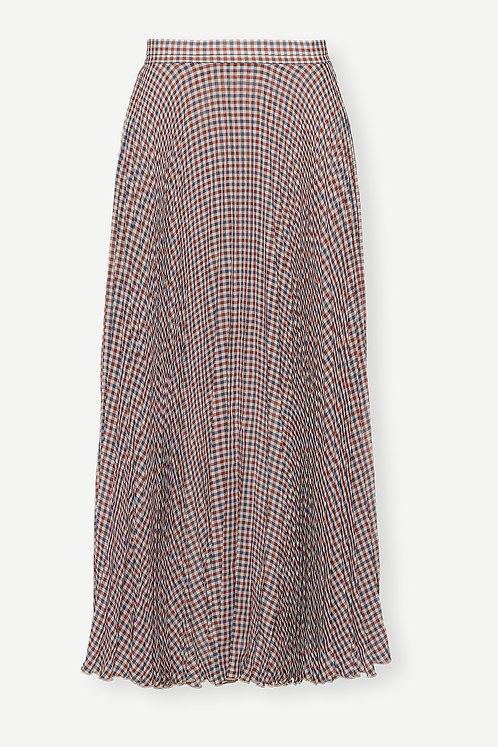 Birgitte Herskind Nessa Skirt Summer Checks