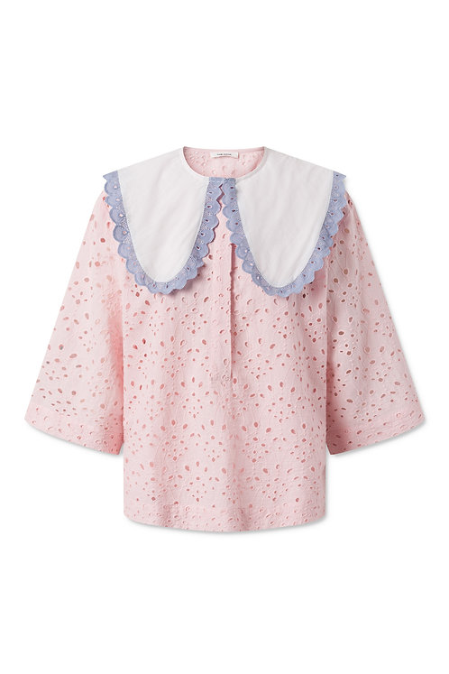 Nué Notes Eli Shirt Barely Pink