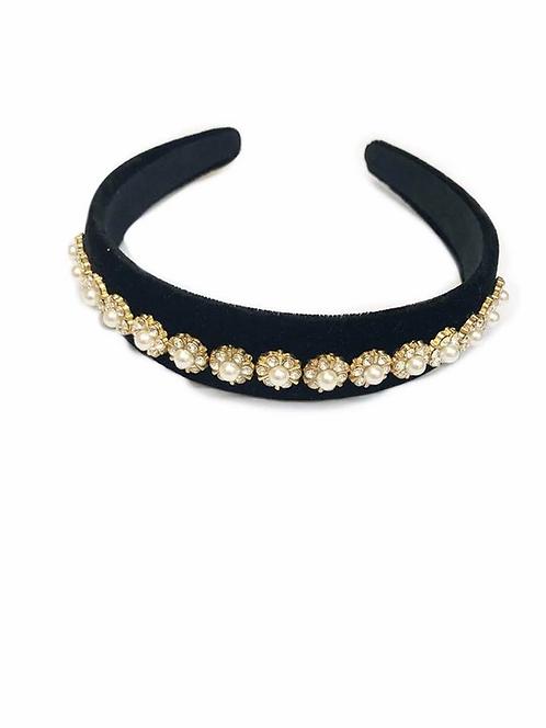 Pico Nicole Headband Black
