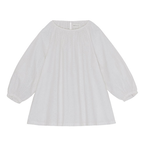Skall Studio Jackie Shirt Optic White