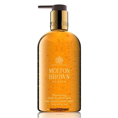 Molton Brown Mesmerising Oudh Accord and Gold Handwash