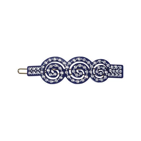 Kanel Denmark Spiral Marineblå